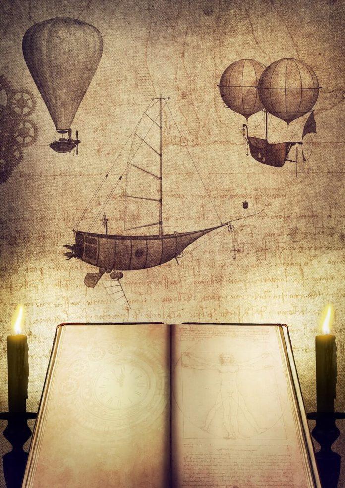 Leonardo da Vinci, izumi