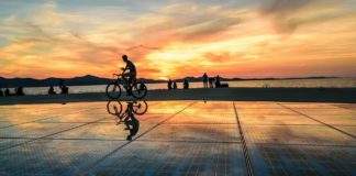 Zadar, New York Times, putovanja