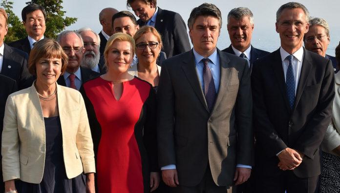 Predsjednički izbori, Kolinda Grabar-Kitarović, Zoran Milanović