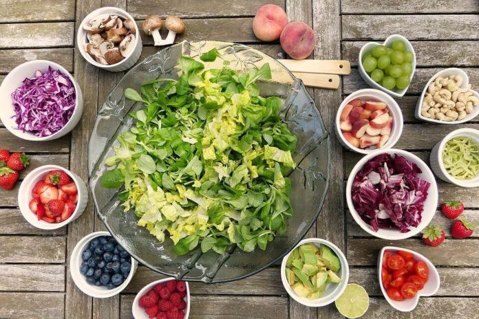 pravilna prehrana, zdrave namirnice