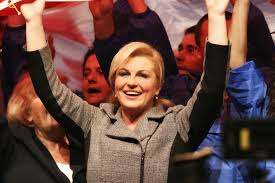 Kolinda Grabar Kitarović, predsjednica, izbori