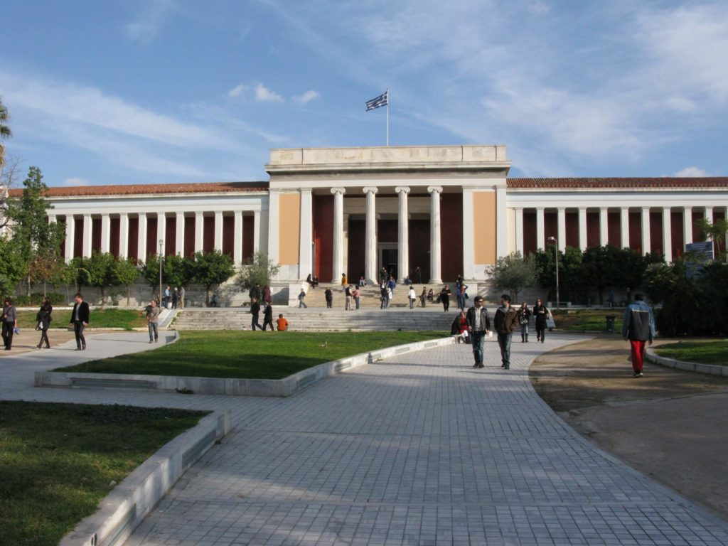 Atena, Grčka, umjetnost