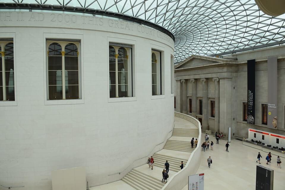 muzej, britanski muzej