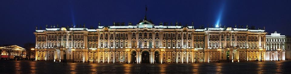 Rusija, st. Petersburg