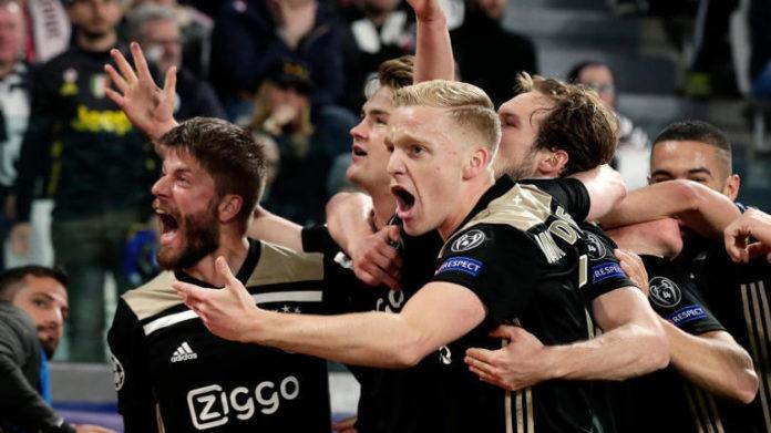 Ajax, Liga prvaka