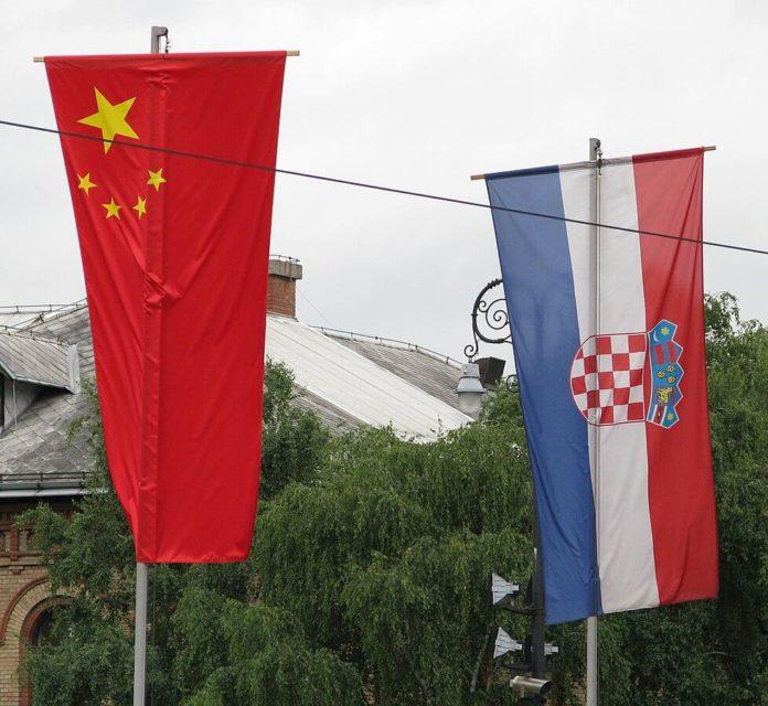 Hrvatska, Kina, ulaganje