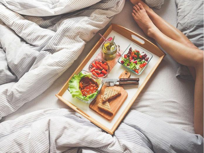 doručak u krevetu
