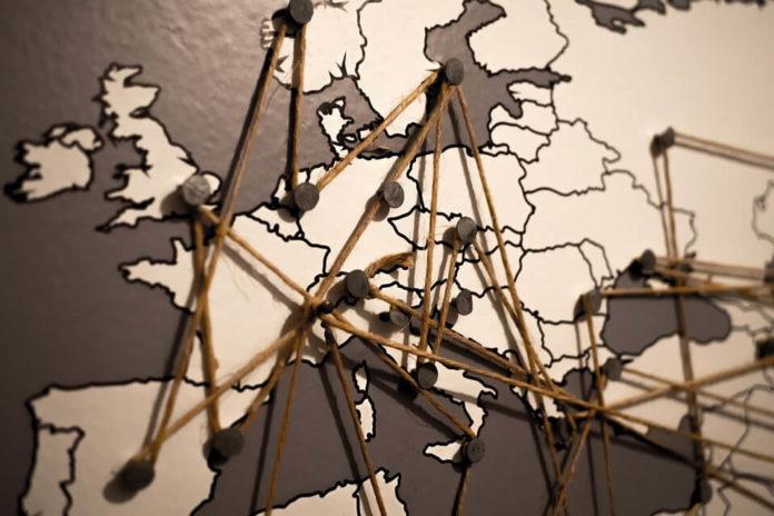 mapa europe, sigurnost