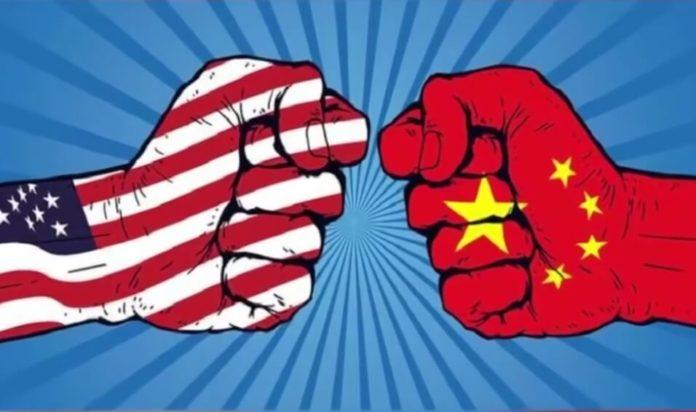 SAD, Kina, Huawei