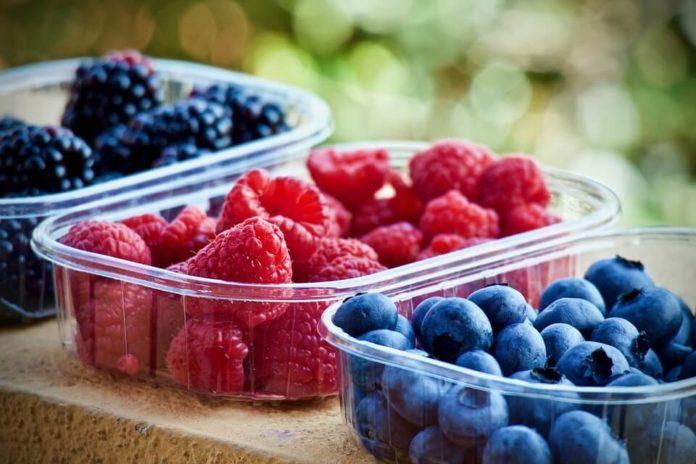 bobičasto voće, zdrav način života
