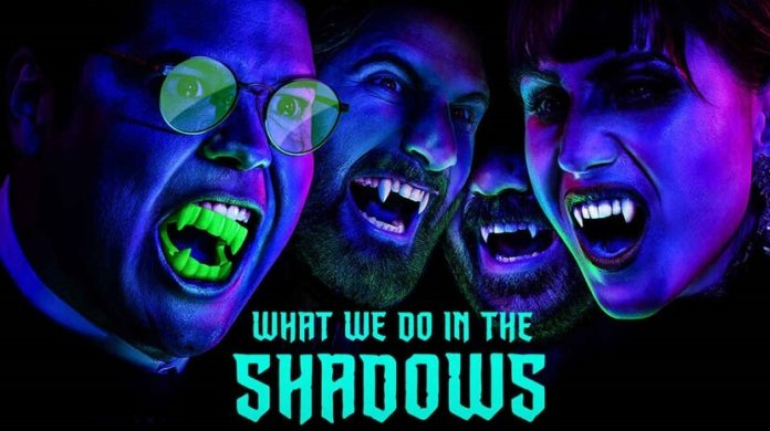 Film, serija, What We Do in the Shadows