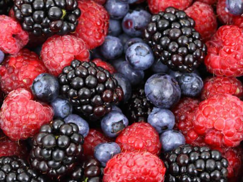 bobičasto voće, superhrana