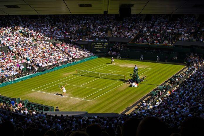 Wimbledon, tenis