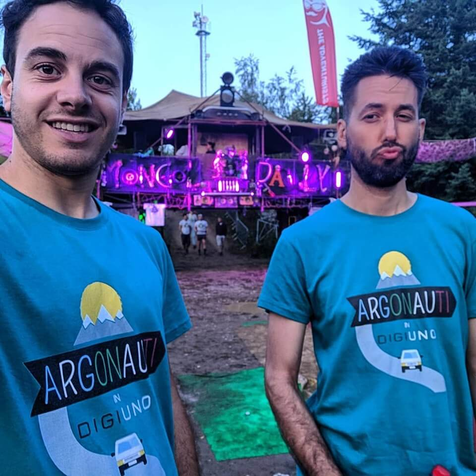 Argonauti in digiUno