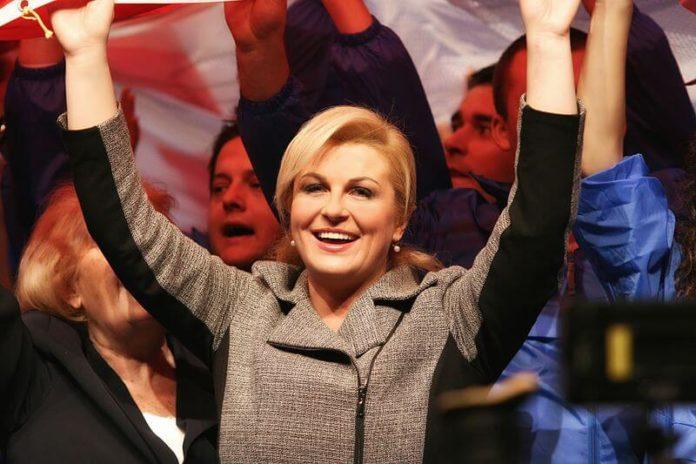 Hrvatska, predsjednički izbori, Kolinda Grabar Kitarović