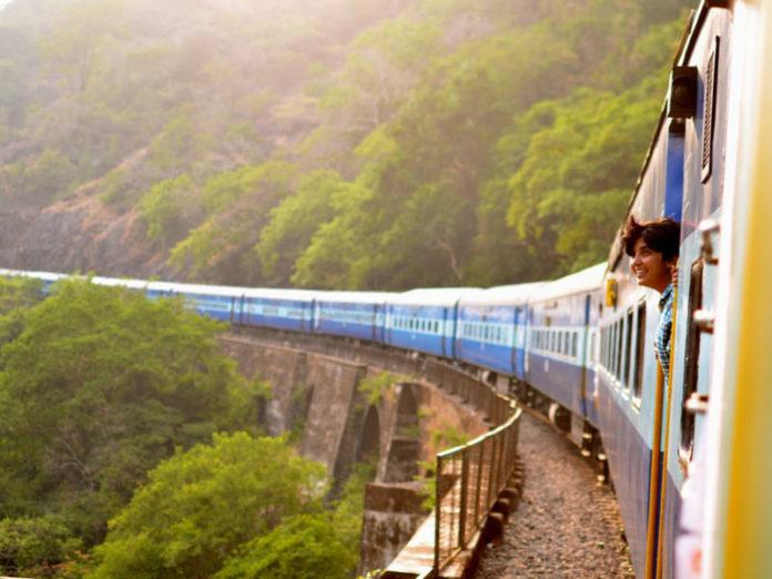 vlak, putnik, putovanje, transsibirska željeznica