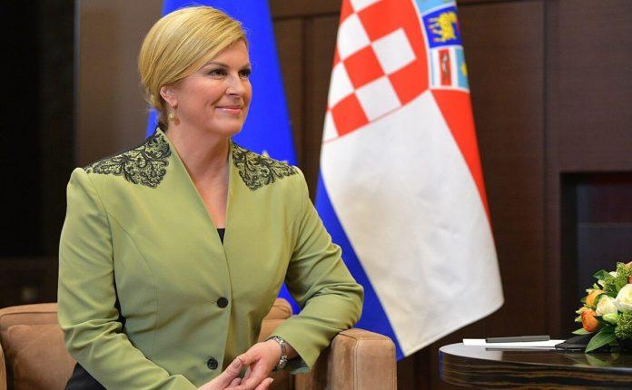predsjednica, predsjednica RH, Kolinda