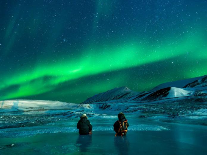 polarna svjetlost, zimska putovanja