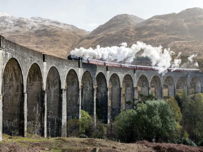 putovanje vlakom, vlak