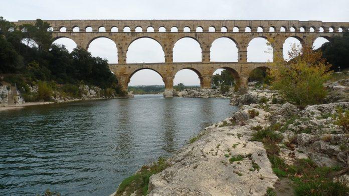 akvedukt, stari Rim, antika
