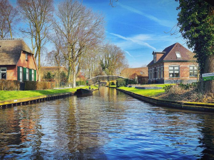 Giethoorn, Nizozemska