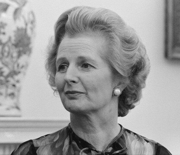 Ujedinjeno Kraljevstvo, Margaret Thatcher, Velika Britanija