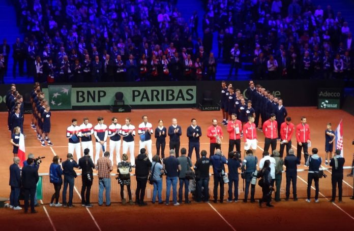 tenis, Davis Cup, Hrvatska