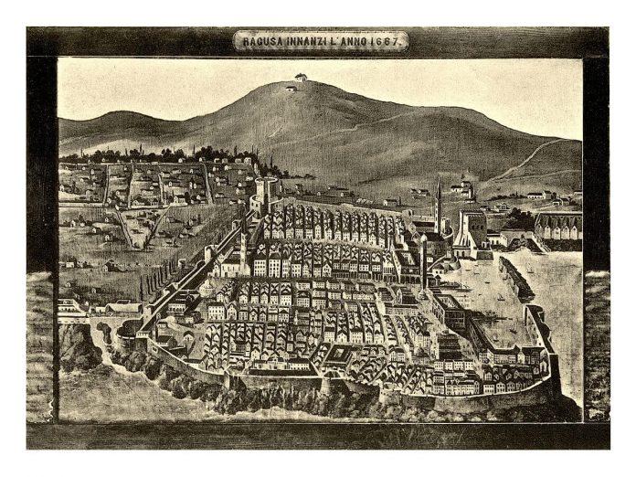 Dubrovnik, potres, Dubrovačka Republika