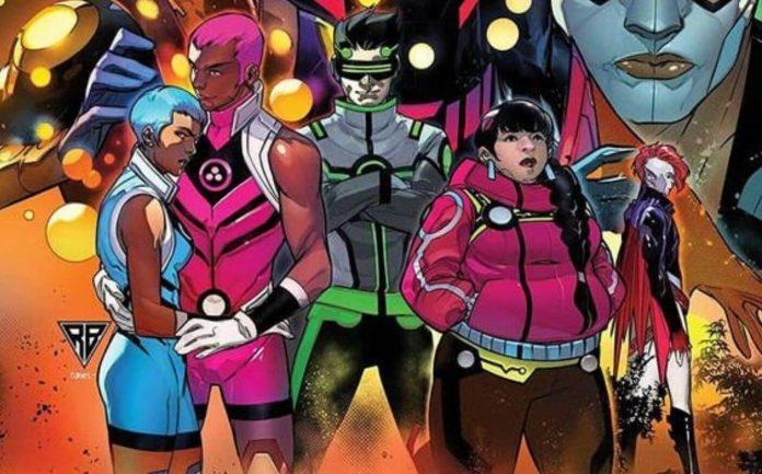 Marvelovi novi superjunaci