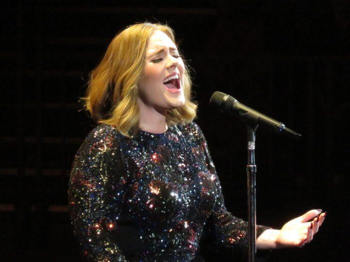Adele, pjevačica