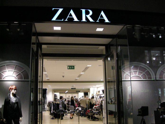 trgovina, Zara